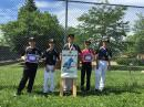"St-Leonard PeeWee Players Excel at the ""Défi Triple Jeu"